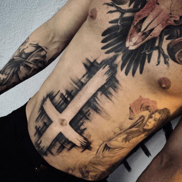 Black Dog Tattoo